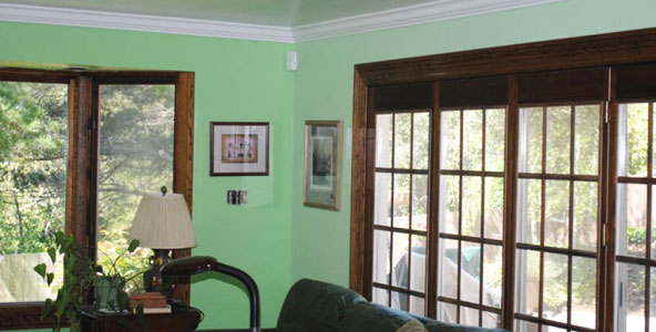 Interior and exterior painting in Daly City, CA : Barnoski Painting