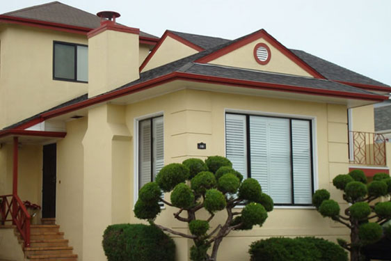 Exterior and interior painting services by Barnoski Painting